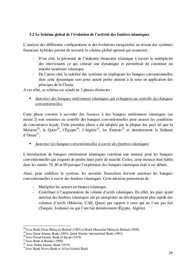 26 3.2 Le Schéma global de l'évolution de l'activité des fenêtres islamiques L'analyse des différentes configurations et d...