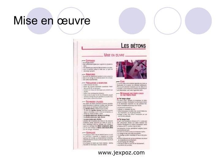 Mise en œuvre www.jexpoz.com