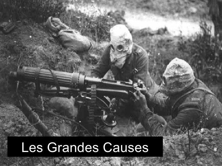 Les Grandes Causes