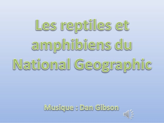 Les reptiles-amphibiens-du-national-geographic