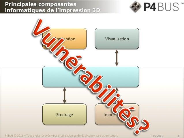 Les techniques-de-sécurisation-informatique-et-l impression-3-d-p4bus-systems Slide 3