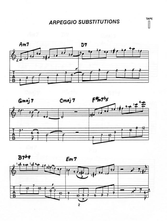 Les wise-jazz-arpeggio-substitutions-guitar