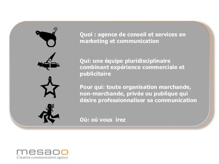 Créateur de message Mesaoo signifie « message » en esperanto.                               Nous créons vos messages.