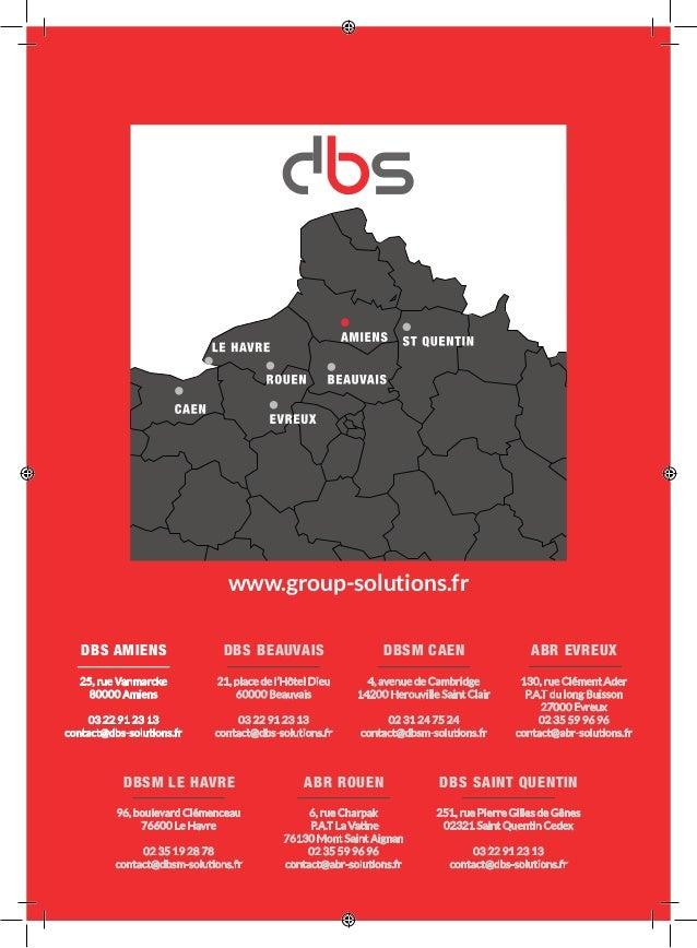 Les 30 ans de DBS