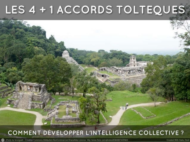 Les 4+1 accrods tolteques