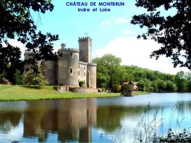 CHÂTEAU DE MONTRÉSORIndre et Loire