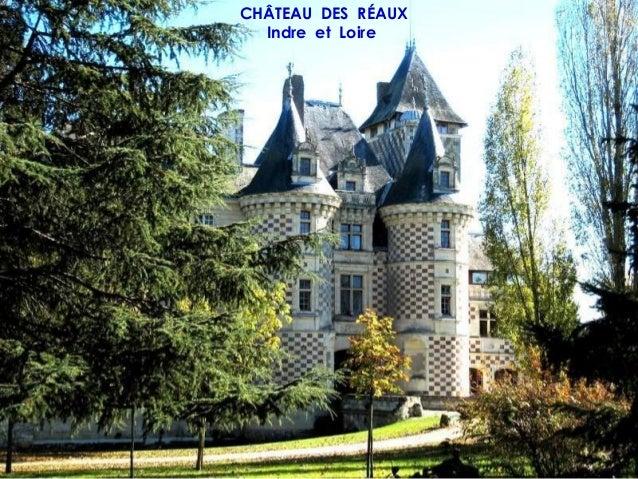 CHÂTEAU DE CHINONIndre et Loire