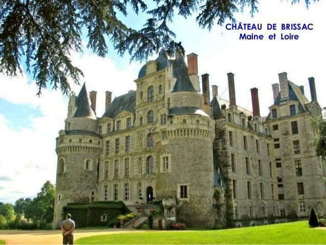 CHÂTEAU DE BRÉZÉMaine et Loire