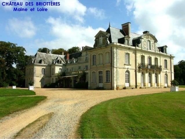 CHÂTEAU DE MONTREUIL BELLAYMaine et Loire