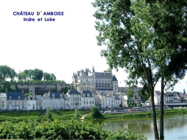 CHÂTEAU DE CANDÉIndre et Loire