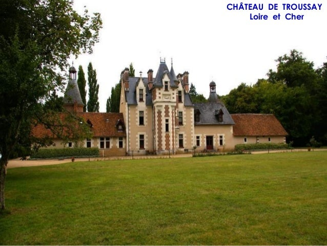 CHÂTEAU DE CHAUMONT SUR LOIRELoire et Cher