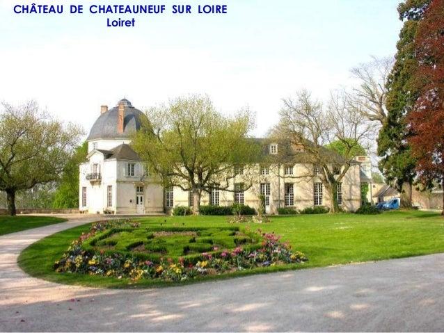 CHÂTEAU DE CHAMEROLLESLoiret