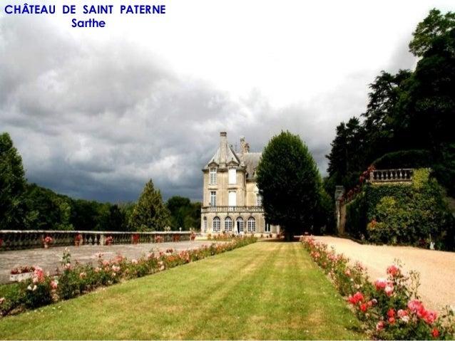 CHÂTEAU DE GRAND LUCÉSarthe