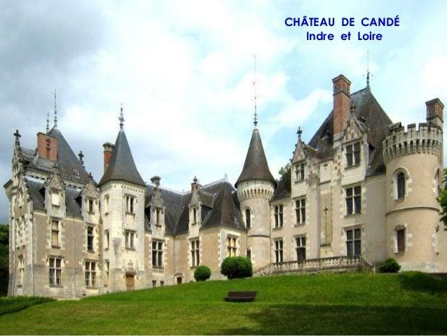 CHÂTEAU DE MONTPOUPONIndre et Loire