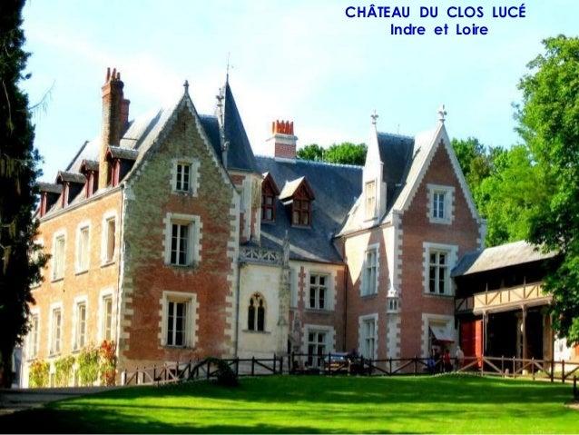 CHÂTEAU D´ USSÉIndre et Loire
