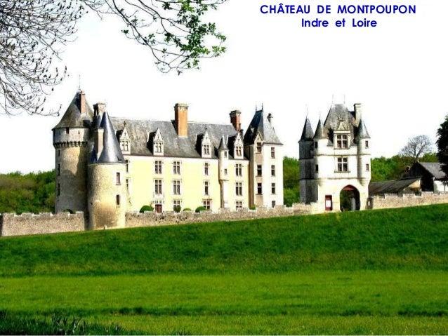CHÂTEAU DE MONTBRUNIndre et Loire