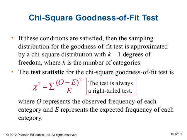 Les5e ppt 10 for Chi square table 99 degrees of freedom