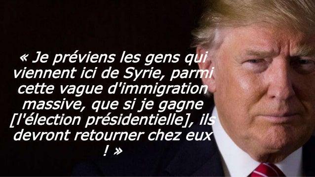 Les 8 Citations Les Plus Hilarantes De Donal Trump