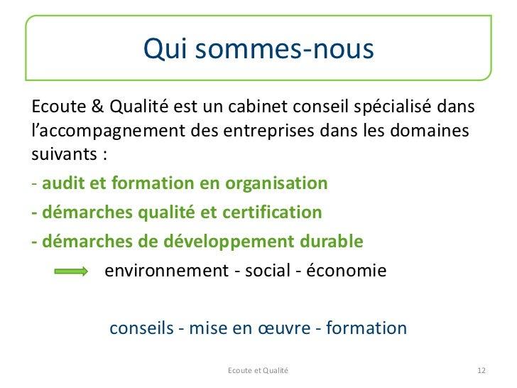 Cabinet De Conseil En Management Et Organisation 28
