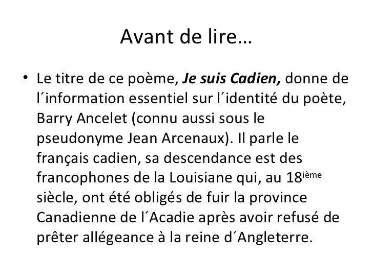 Les Acadiens