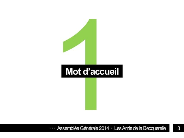 Les amis de la becquerelle support assembl e g n rale 2014 - Assemblee generale association renouvellement bureau ...