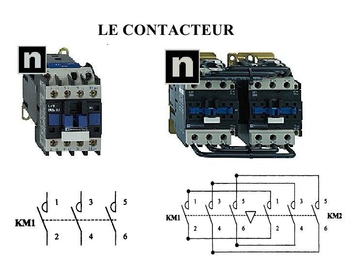 ETial AC Contacteur distribution /électrique du moteur Relais de d/émarreur P/ôle 3-Phase 1NO 220V Tension de bobine CJX2-1210
