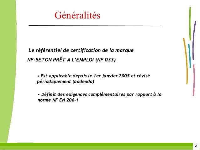 Les audits de centrale à béton  Slide 2