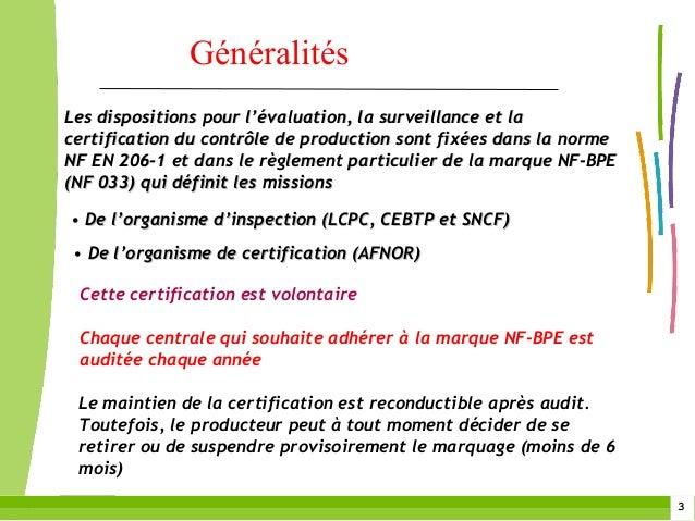 Les audits de centrale à béton  Slide 3