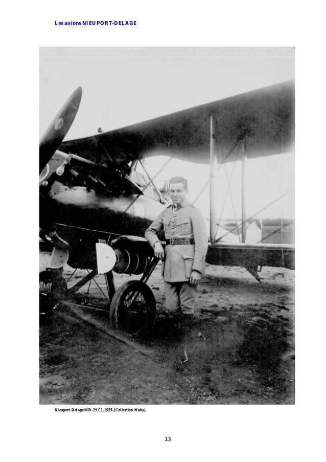 Les Avions Nieuport Delage