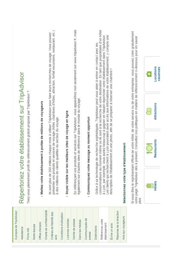 Attention pour vous authentifier, Tripadvisor vous demandera : • Soit votre CB (aucune somme ne sera débitée) • Soit de vo...