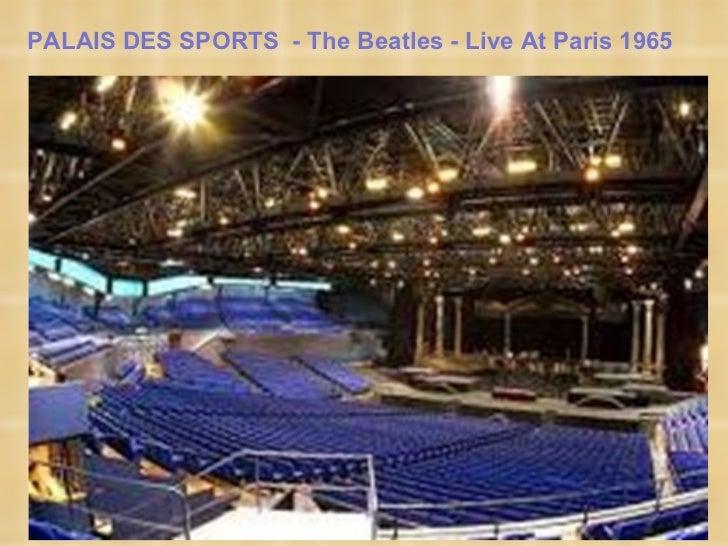The beatles paris for Interieur sport musique