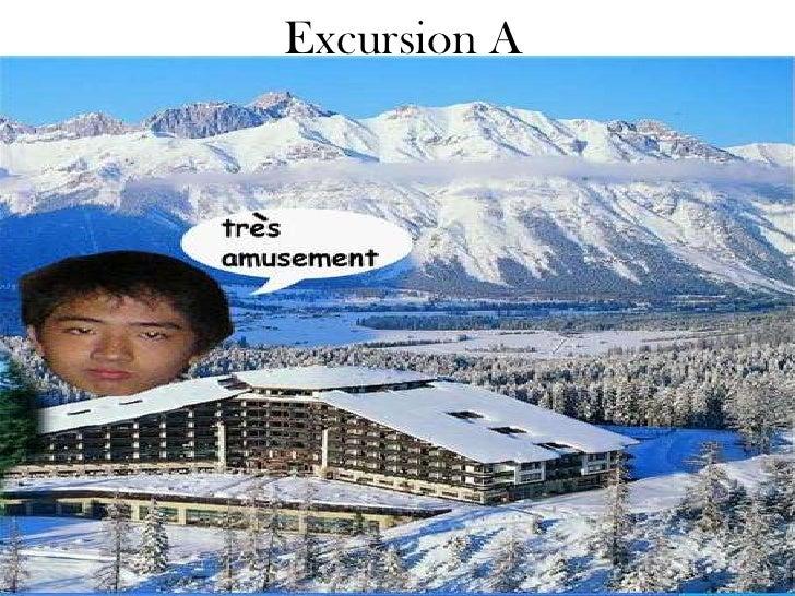 Excursion A<br />