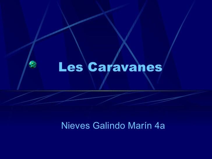 Les Caravanes  Nieves Galindo Marín 4a