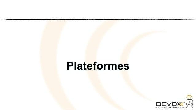 Plateformes              10