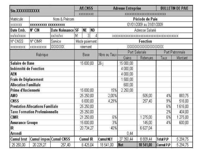 ALGERIE TÉLÉCHARGER PDF GRATUITEMENT FORMULAIRE CNAS