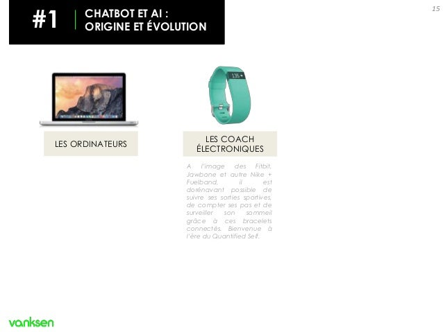 15 LES COACH ÉLECTRONIQUES LES ORDINATEURS A l'image des Fitbit, Jawbone et autre Nike + Fuelband, il est dorénavant possi...