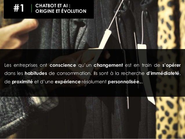 Les entreprises ont conscience qu'un changement est en train de s'opérer dans les habitudes de consommation. Ils sont à la...