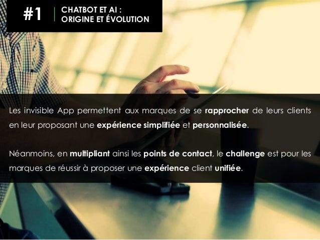 Les invisible App permettent aux marques de se rapprocher de leurs clients en leur proposant une expérience simplifiée et ...