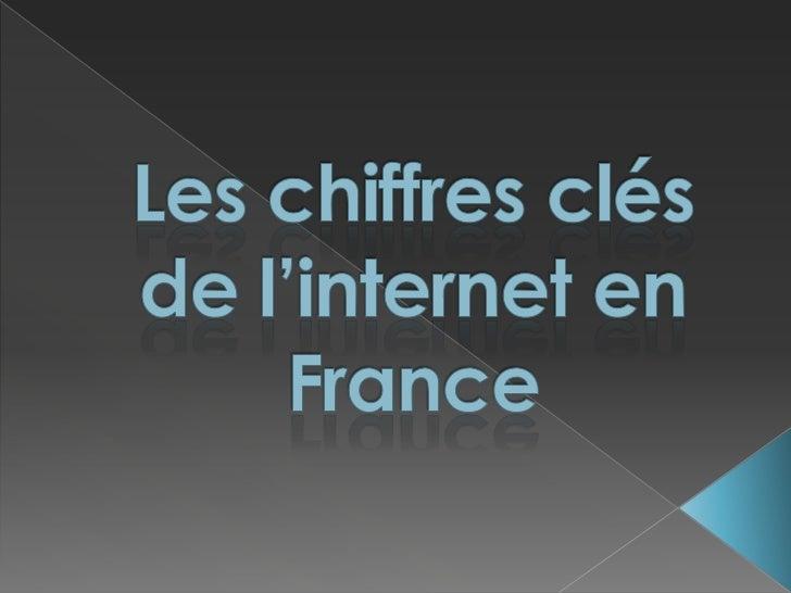    Le nombre d'internautes en France   Le profil des internautes en France   Le classement des Fournisseurs d'Accès à I...