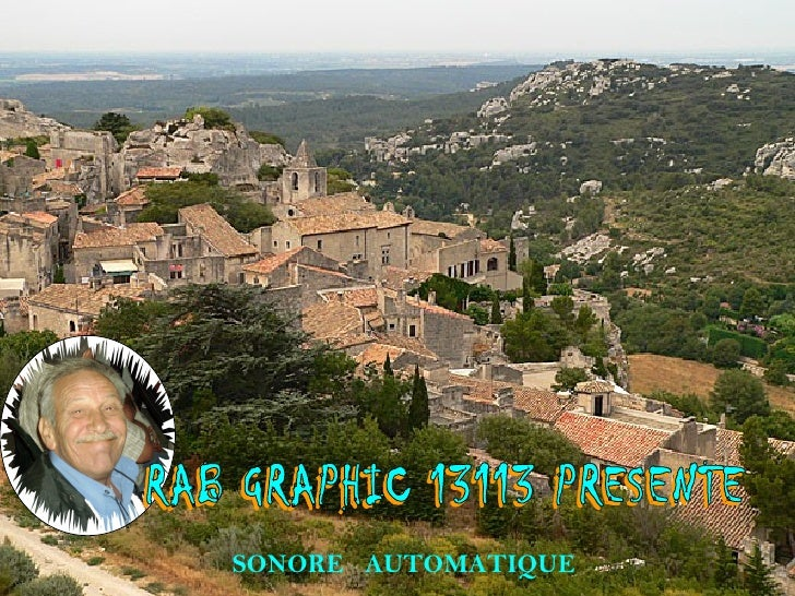 SONORE  AUTOMATIQUE RAB GRAPHIC 13113 PRESENTE