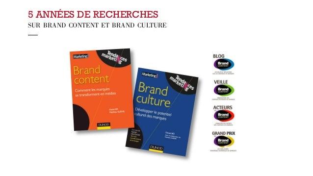 Les cles de la brand culture Slide 2