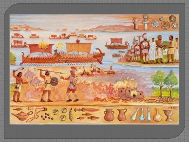 Les colonitzacions a eivissa