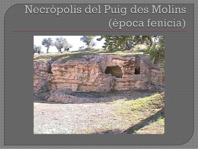 """ Illa d""""Eivissa  al llarg de cinc segles = un dels enclavaments més importants del món cartaginès  continuà seves activ..."""