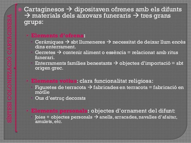 """• Poca informació de morfologia urbana de l""""Eivissa púnica  Diodor ens indica que """"té també ports importants i considerab..."""