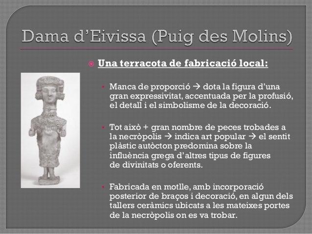 """ Als voltants del 350 aC comença l""""encunyació de moneda eivissenca, sempre en bronze i d""""una gran varietat.  Les emissio..."""