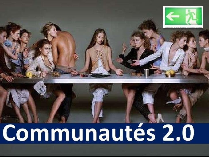 Communautés 2.0