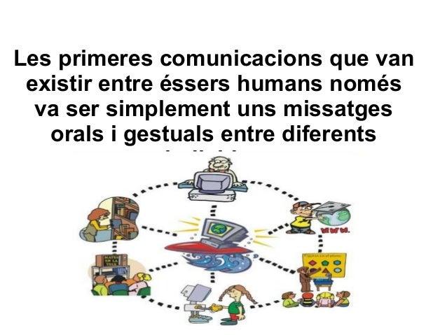 Les comunicacions (tecno)  Slide 3