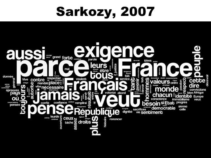 Sarkozy, 2007