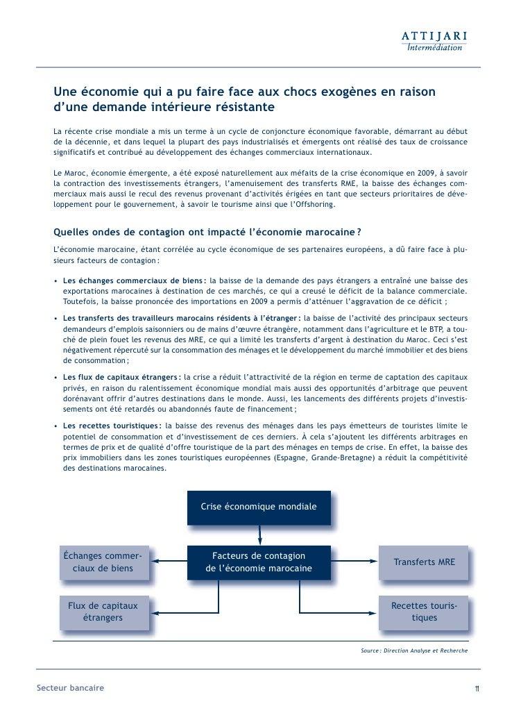 Dissertation financement de l economie