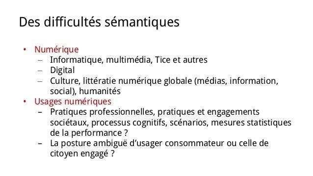 Les enjeux du numérique pour l'école   citoyenneté, culture Slide 3
